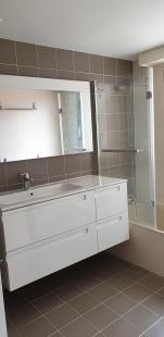 Rénovation de salle de bain-ARC BATIME